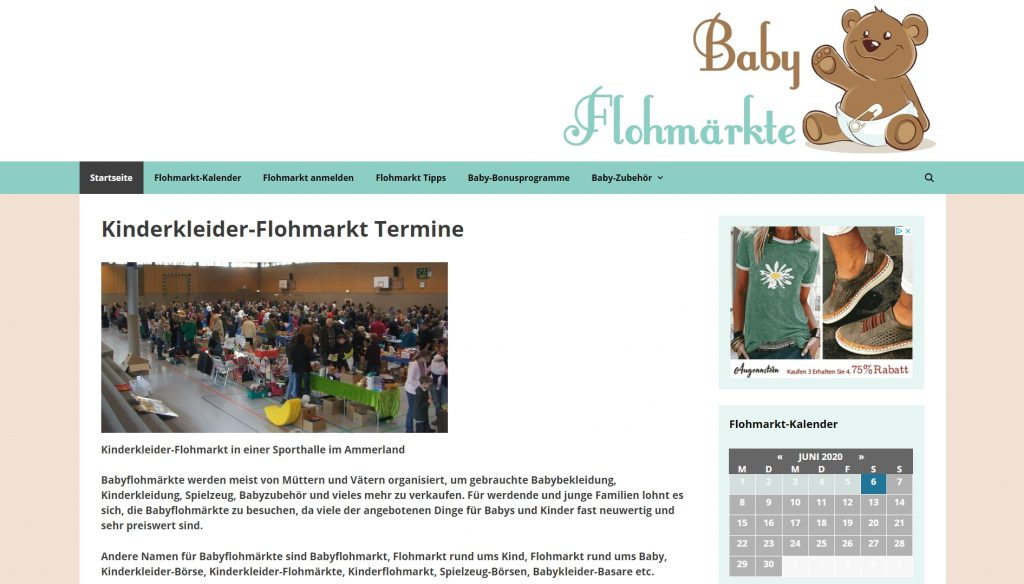 Babyflohmaerkte.com