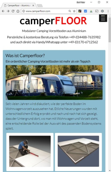 camperFLOOR