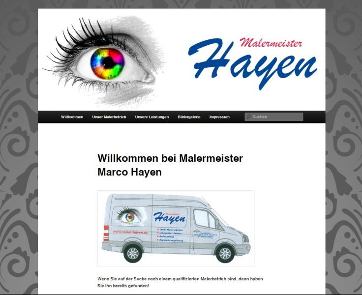 Malermeister Hayen